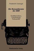 Die Romanliteratur Der Ddr