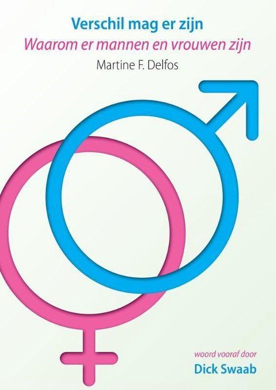 Verschil mag er zijn - Martine F. Delfos |