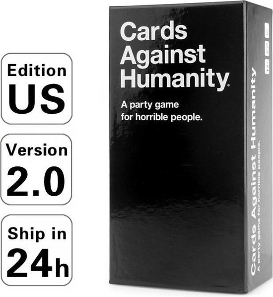 Cards Against Humanity US Edition 2.0 - Cards Against Humanity