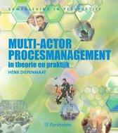 Samenleving in Perspectief 4 -   Multi-actor procesmanagement in theorie en praktijk