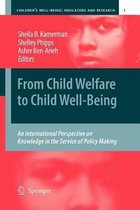 Omslag From Child Welfare to Child Well-Being