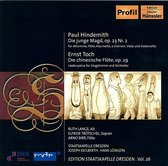 Paul Hindemith . Ernst Toch 1-Cd