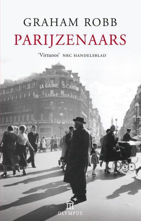 Parijzenaars - Graham Robb |