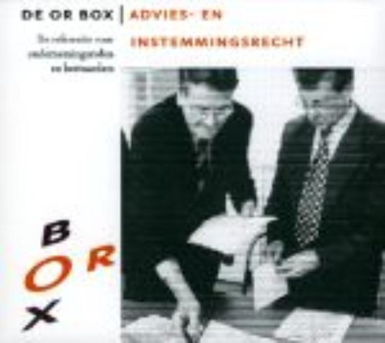 Advies & Instemmingsrecht (luisterboek) - Bpo Adviesgroep |