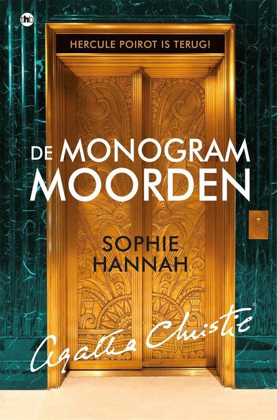 De monogram moorden - Agatha Christie |