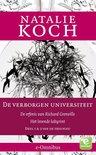 De verborgen universiteit 1 + 2- De erfenis van Richard Grenville; Het levende labyrint
