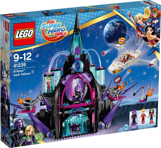 LEGO DC Super Hero Girls Eclipso Duister Paleis - 41239
