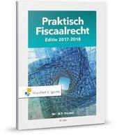 Boek cover Praktisch Fiscaalrecht 2017-2018 van M.P. Damen
