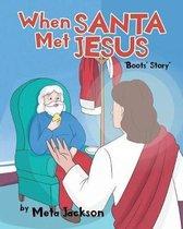 When Santa Met Jesus