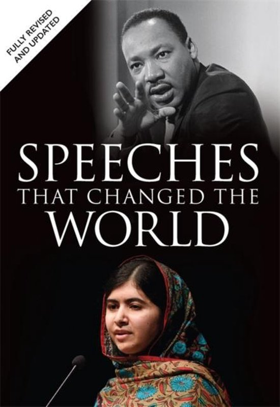 Boek cover Speeches That Changed the World van Quercus (Hardcover)