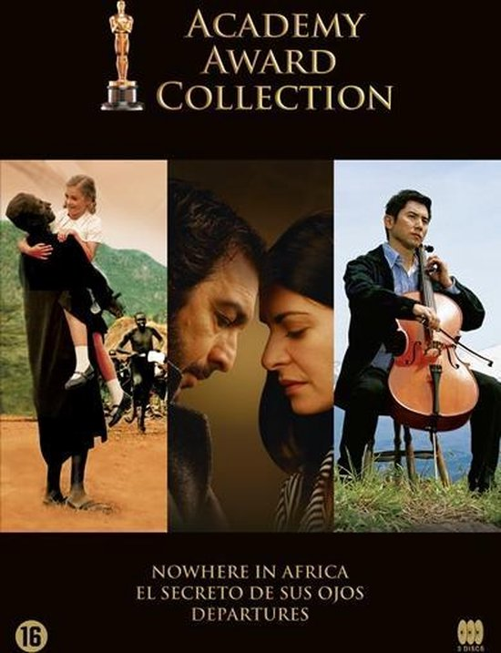 Cover van de film 'Academy Award Collection'