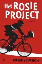 Boekomslag van 'Het Rosie project'