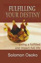 Omslag Fulfilling Your Destiny