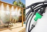 Home Garden Verkoelingssysteem - Patio - 10 Meter - Gemakkelijke installatie
