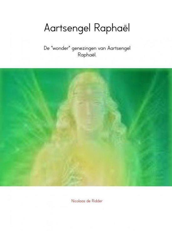 Cover van het boek 'Aartsengel Raphael'
