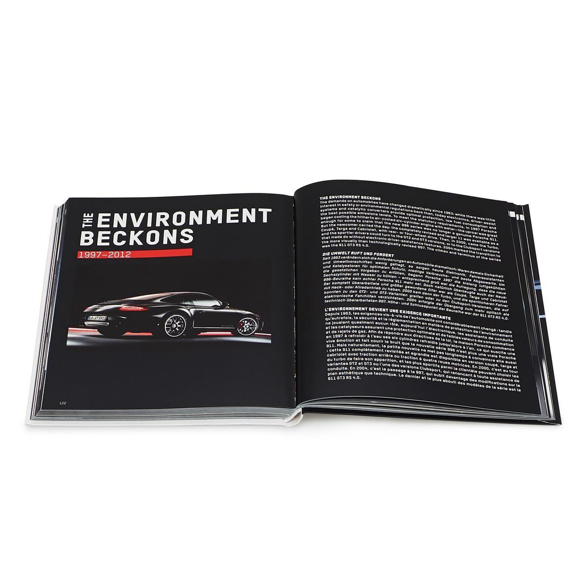 The Porsche 911 Book - René Staud