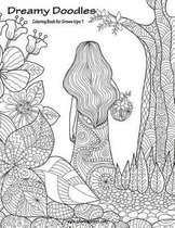 Dreamy Doodles Coloring Book for Grown-Ups 1