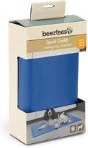Beeztees Quick Cooler Izi Koelmat - Blauw - 90 x 50 cm