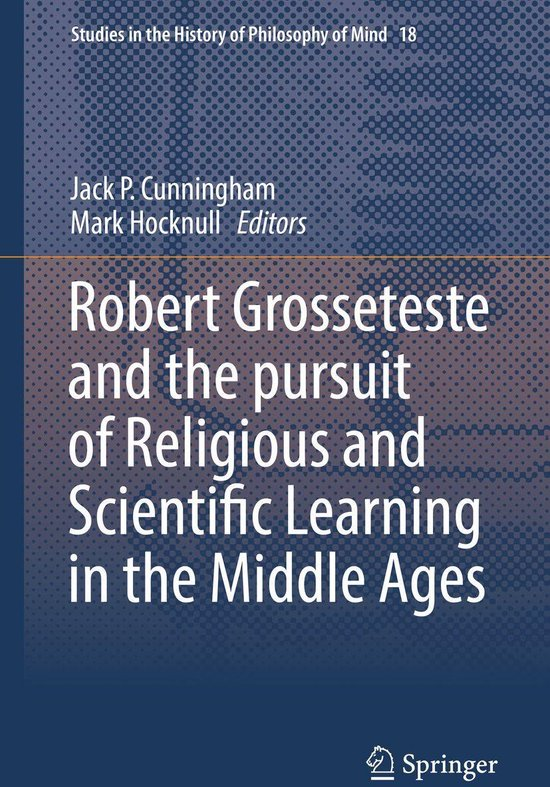 Boek cover Robert Grosseteste and the pursuit of Religious and Scientific Learning in the Middle Ages van  (Onbekend)