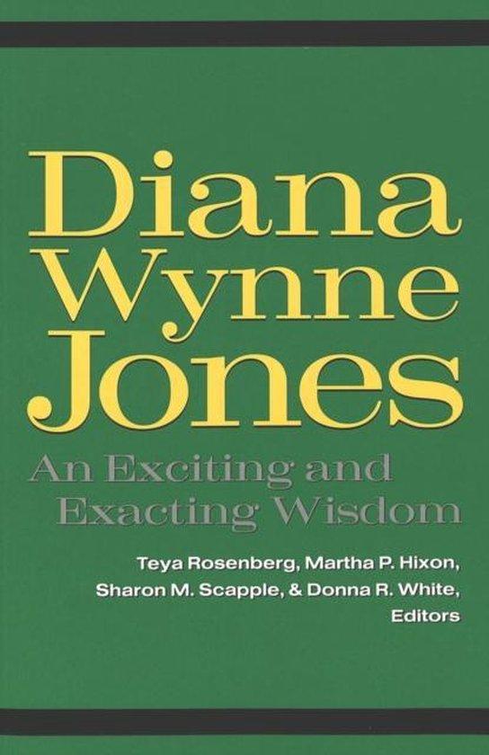 Boek cover Diana Wynne Jones van Teya Rosenberg (Paperback)