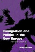 Boek cover Immigration and Politics in the New Europe van Gallya Lahav