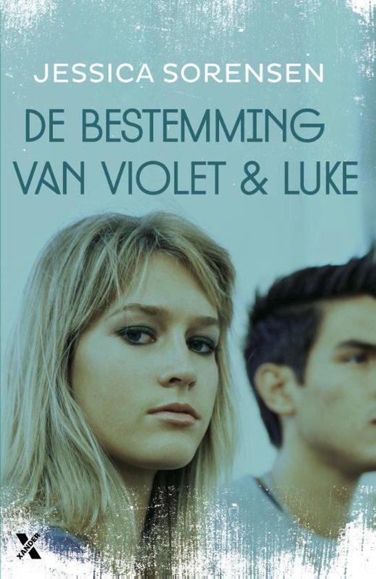 De bestemming van Violet en Luke - Jessica Sorensen |
