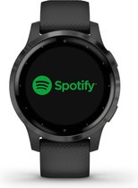 Garmin Vivoactive 4 - Smartwatch - 45 mm - Zwart/Leigrijs