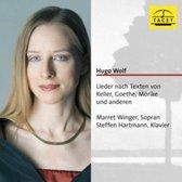 Wolf: Songs By Lyrics From Keller, Goethe, Morike