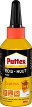 Pattex Houtlijm Express - 75 g