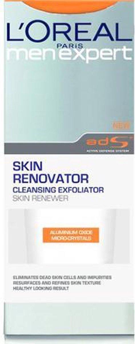 L'Oreal for Men Skin Renovator Scrub 60 ml - L'Oréal Paris