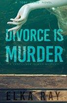 Omslag Divorce Is Murder