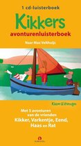 Kikker & Vriendjes - Kikkers avonturenluisterboek