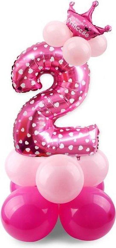 Ballon Pakket 2 roze