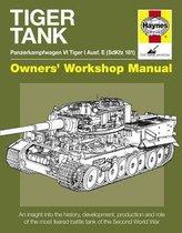 Boek cover Tiger Tank Manual van Michael Hayton