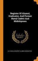 Register of Alumni, Graduates, and Former Naval Cadets and Midshipmen