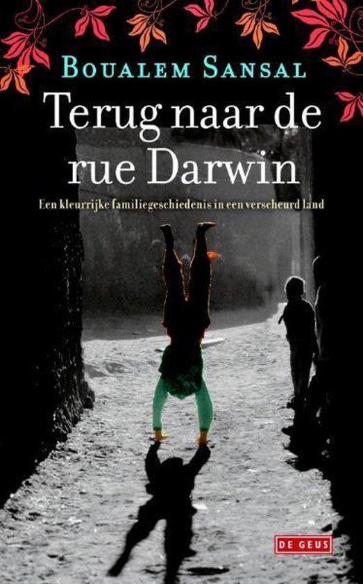 Terug naar de rue Darwin - Boualem Sansal | Fthsonline.com