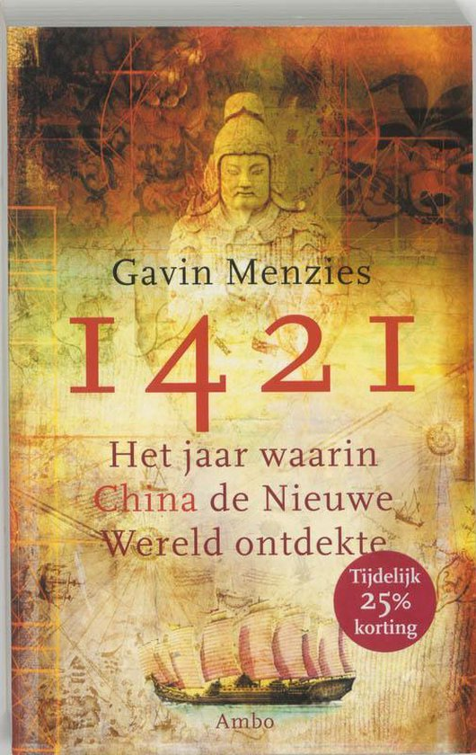 1421 - Gavin Menzies | Readingchampions.org.uk