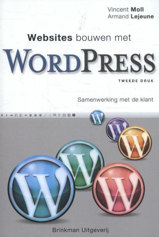 Websites bouwen met WordPress - Vincent Moll |