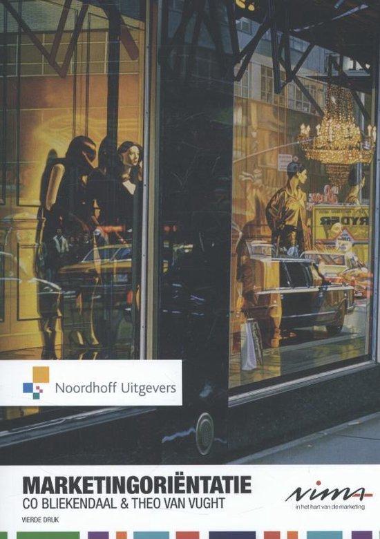 Marketingorientatie - Co Bliekendaal |