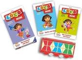 Loco Mini - Pakket - Op avontuur met Dora - 4/6 Jaar - Groep 1/2