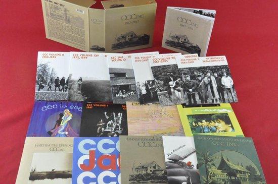 C.C.C. Inc. 1967-2017 Box