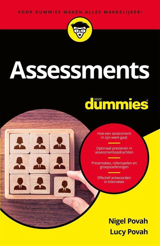 Voor Dummies - Assessments voor Dummies - Nigel Povah |