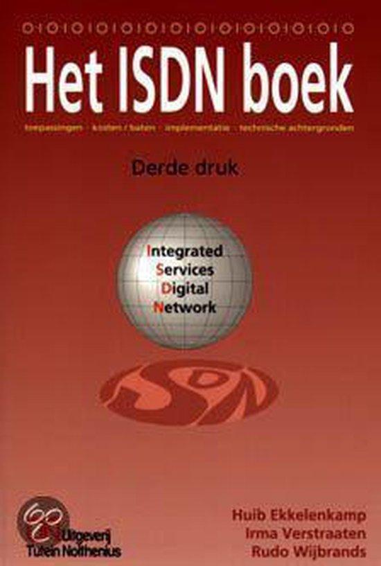 Het ISDN boek - H. Ekkelenkamp | Fthsonline.com