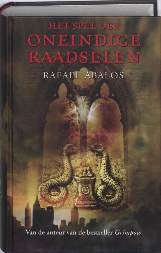 Het spel der oneindige raadselen - Rafael Ábalos |