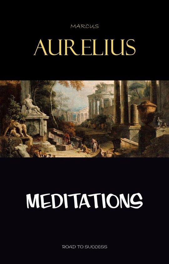 Boek cover Meditations van Marcus Aurelius (Onbekend)