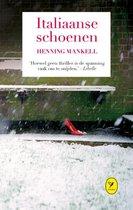 Boek cover Italiaanse schoenen van Henning Mankell