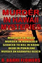 Omslag Murder in Hawaii Mysteries 5-Book Bundle: Murder in Maui\\Murder in Honolulu\\Seduced to Kill in Kauai\\Dead in Pukalani\\Murder on Kaanapali Beach