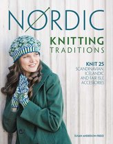 Boek cover Nordic Knitting Traditions van Susan Anderson-Freed