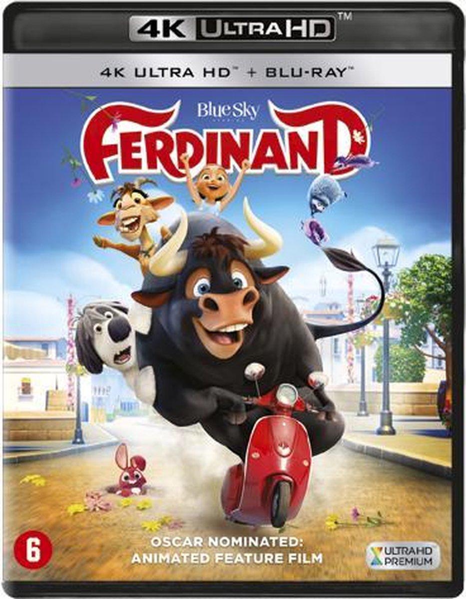 Ferdinand (4K Ultra HD Blu-ray)-