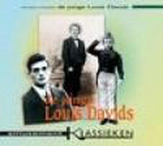 De jonge Louis Davids. Amusement Klassieken